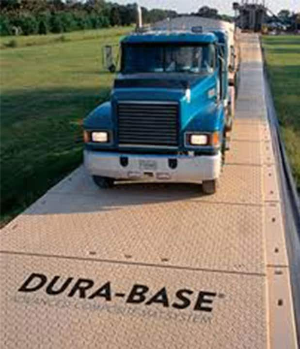 Yak Mat DuraBase in use