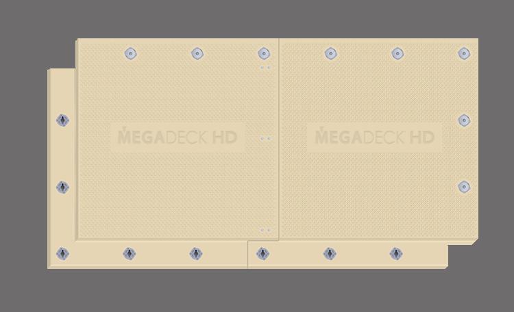 Yak Mat MegaDeck HD